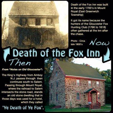 Death of the Fox Inn