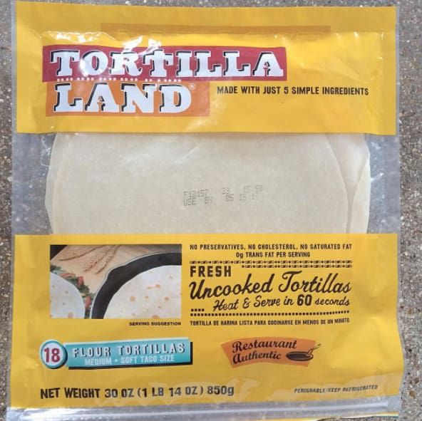 23 Underrated Costco Groceries That You Re Seriously Missing Out On Uncooked Tortillas Costco Snacks Fresh Tortillas