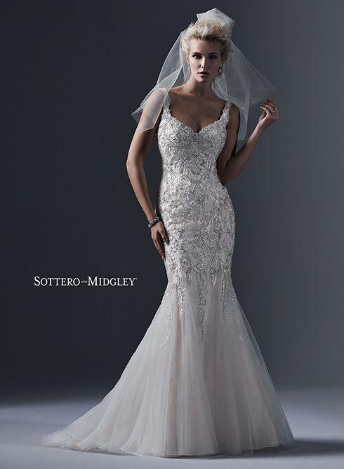 maggie sottero wedding dresses   sottero and midgley platinum