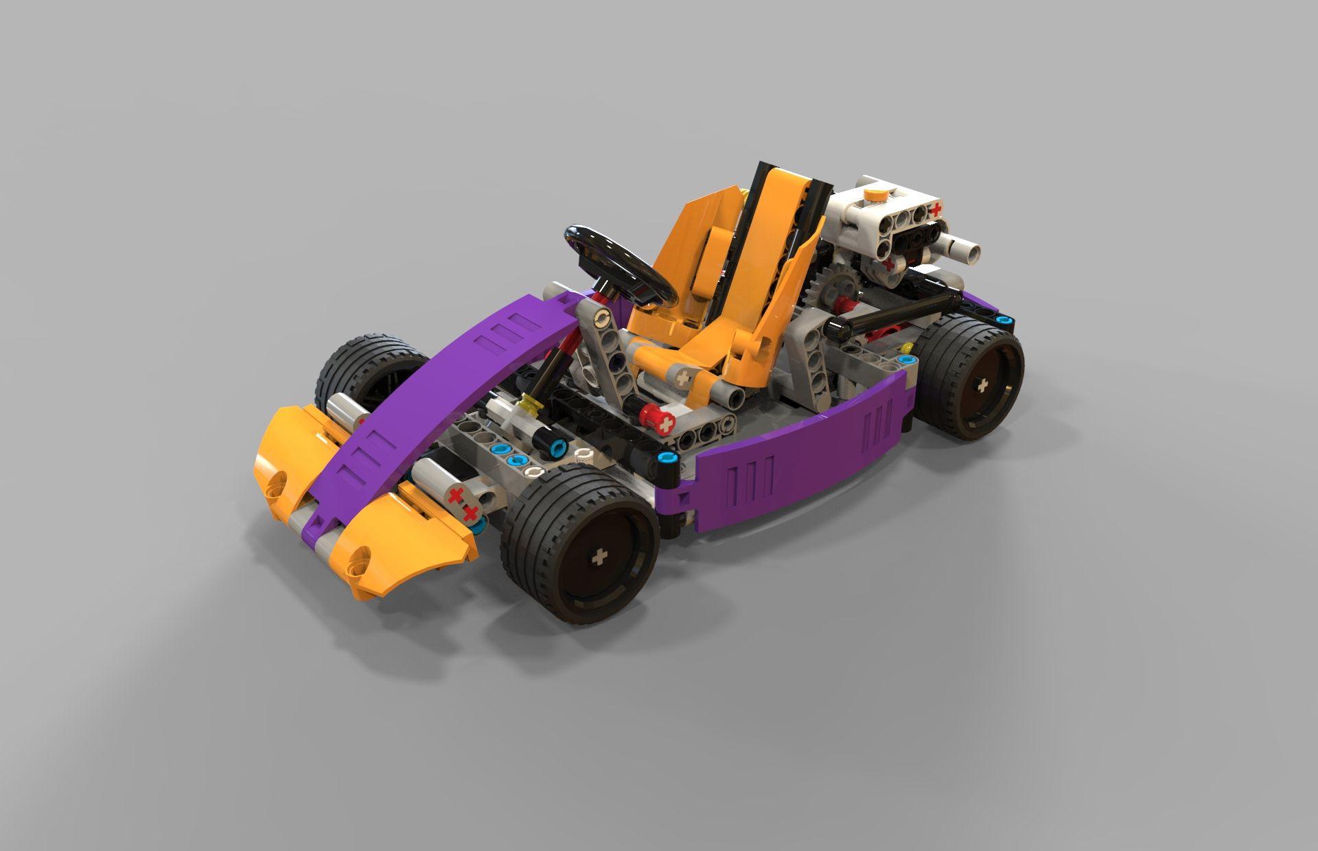 Lego kart