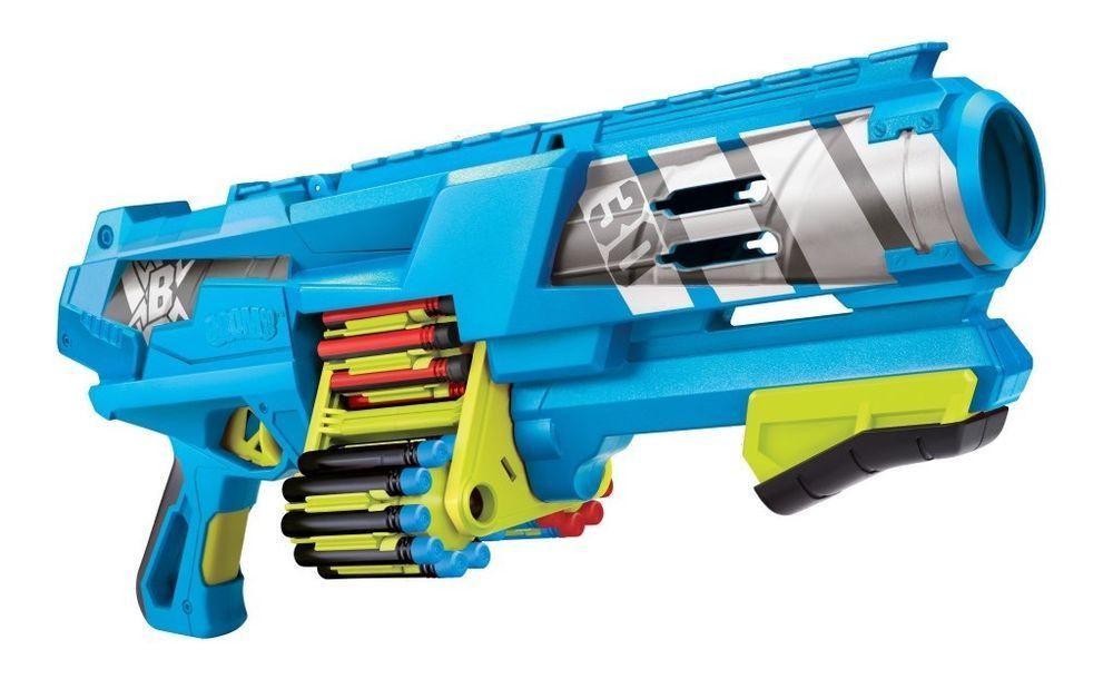 Nerf N-Strike Elite Jolt Soft Dart Gun ...
