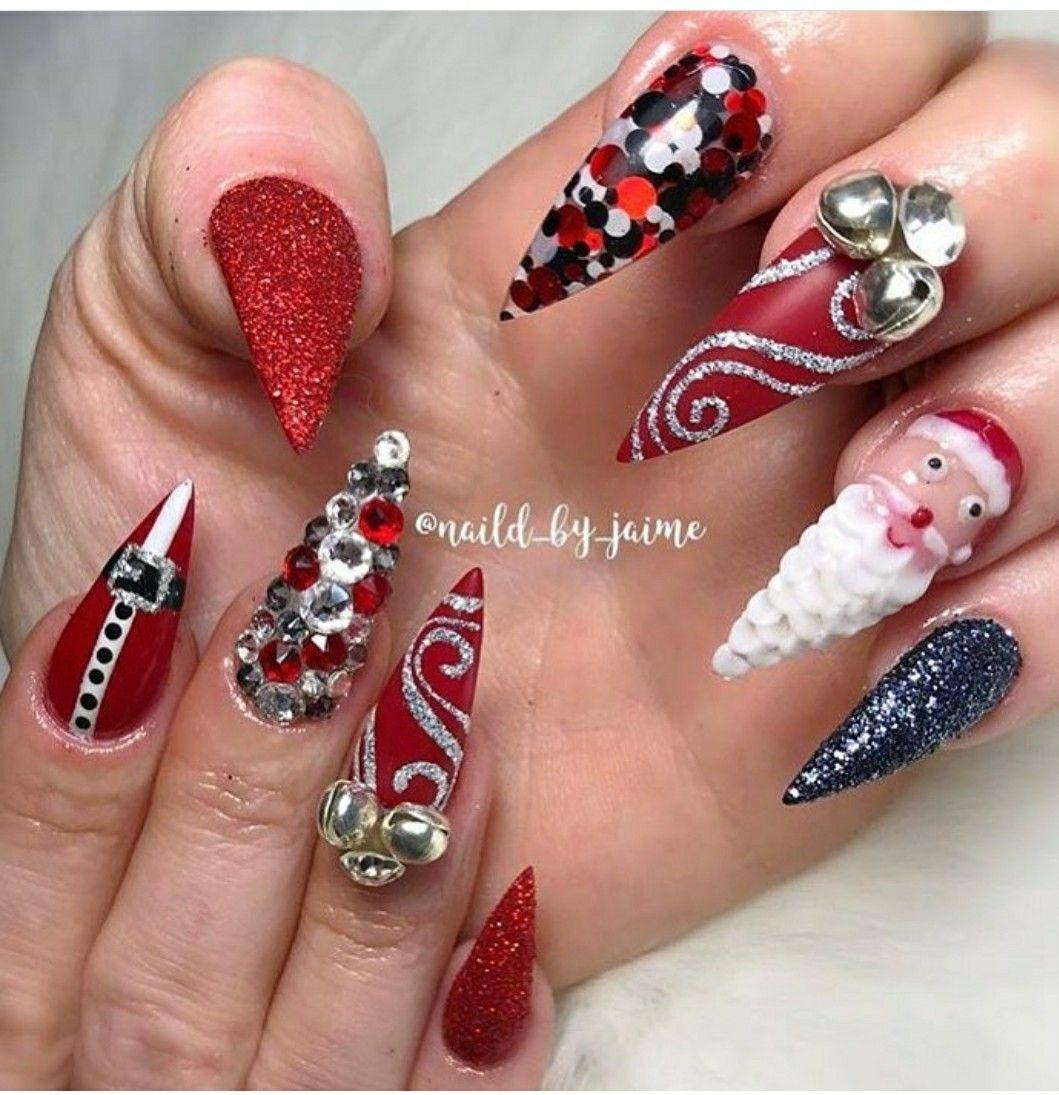 Pin by Marian Cordova on Hair, make-up an nails | Pinterest | Bling ...