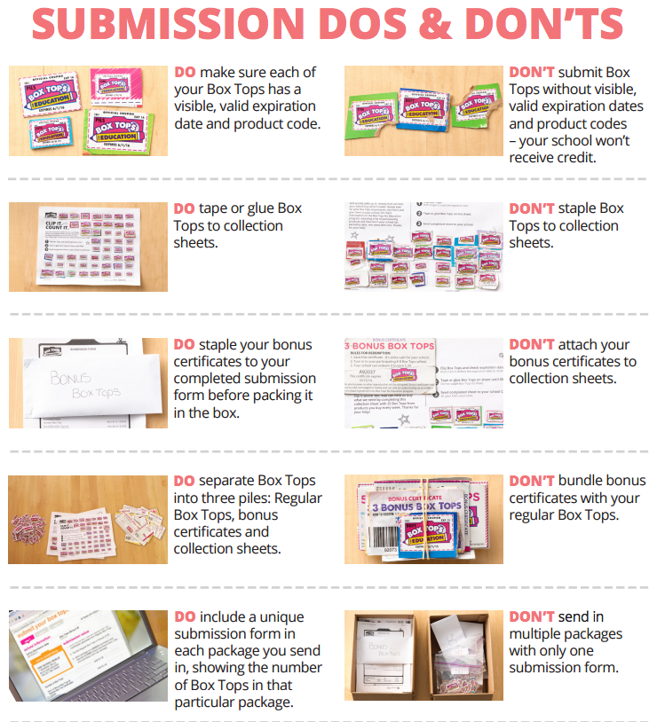 Do you participate in the Box Tops for Education program?? It's ...