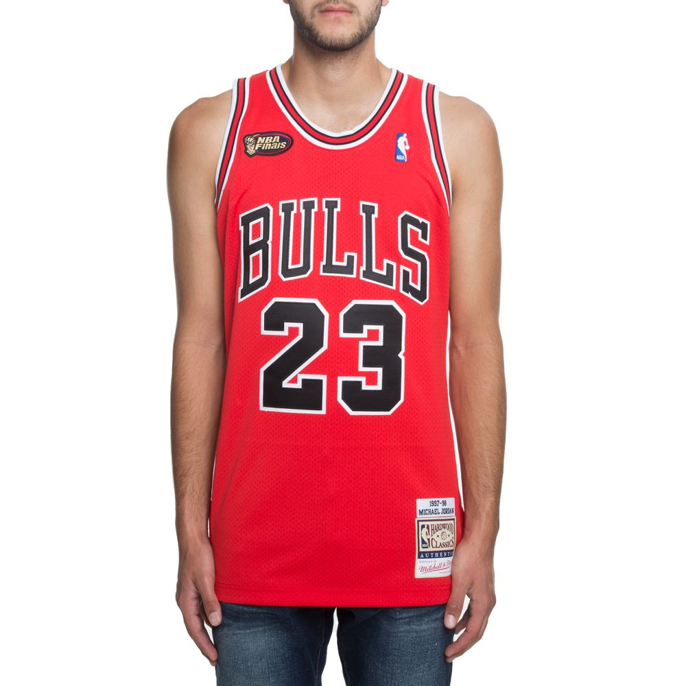 8649969567fd9 Mitchell And Ness Jordan Chicago Bulls Jersey | Throwback Jerseys in ...