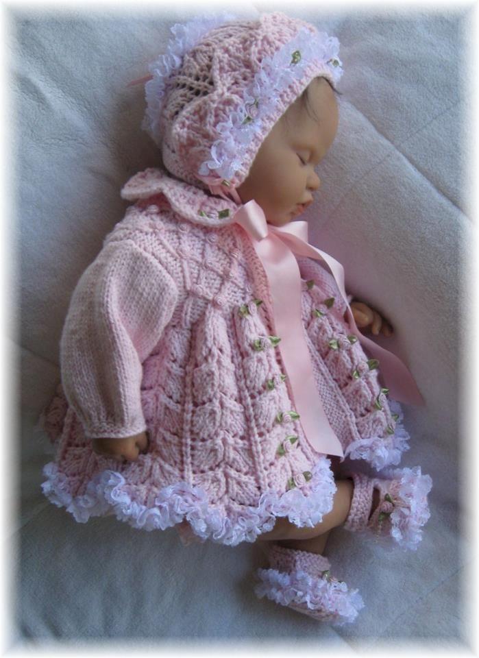 Pin de Janet Greenside en Baby knitting | Pinterest | Bebe, Ropa ...