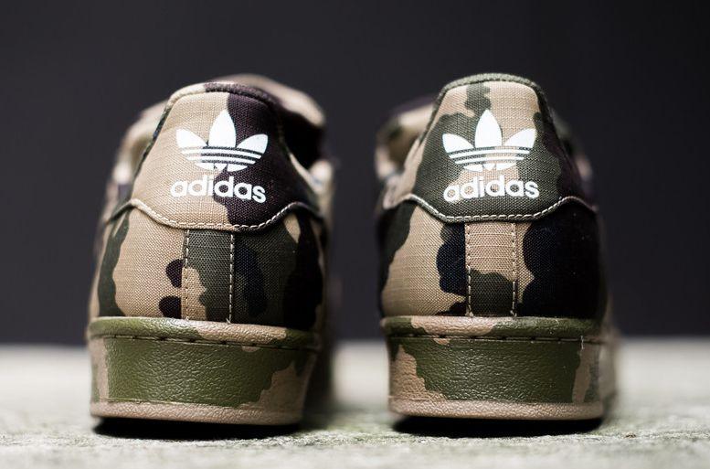Camouflage | Adidas superstar camo