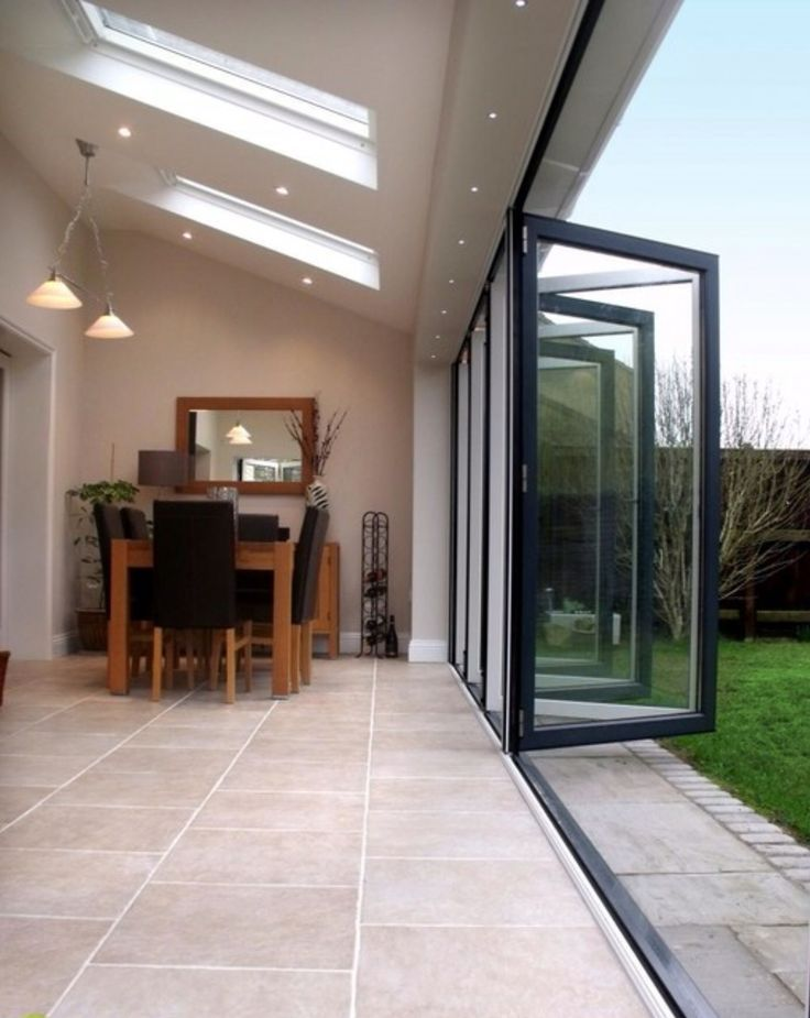 8 Erstaunliche Ideen für raumhohe Fenster in modernen Wohnungen #kitchenextensions