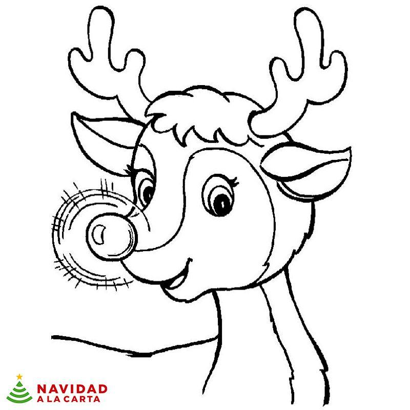 Estos 10 dibujos de Navidad para colorear harán pasar un buen rato a - navidad para colorear