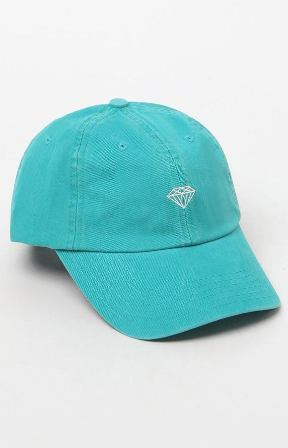 Diamond Supply Co. Micro Brilliant Strapback Dad Hat  9ecb5e8dbc8