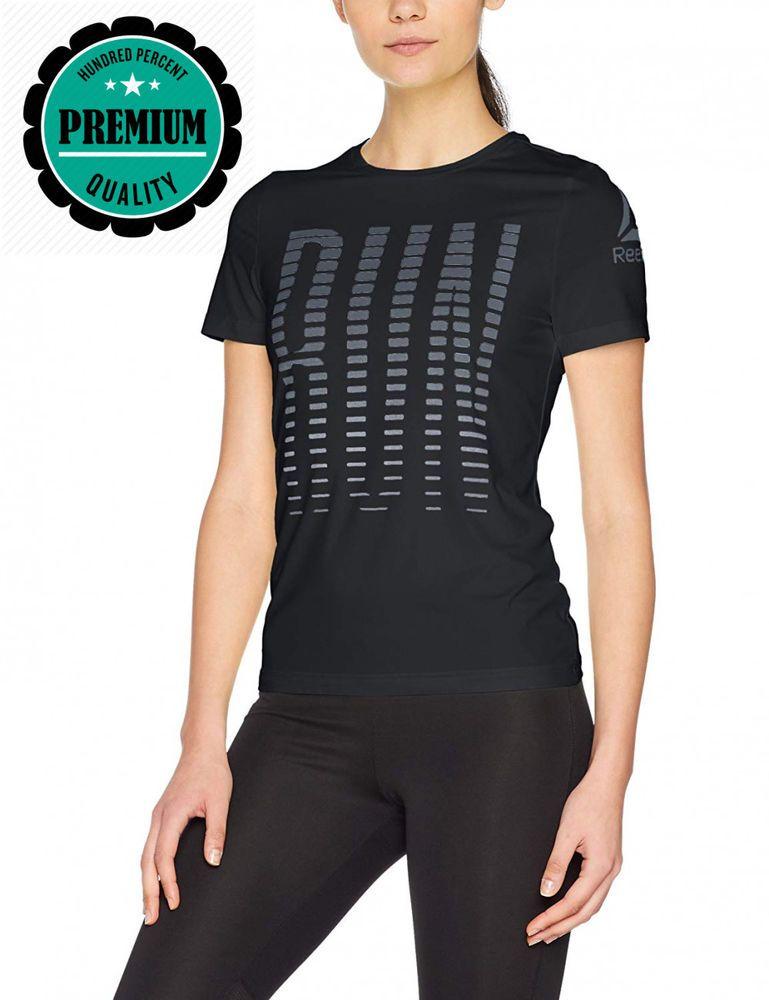 580014c34 Reebok Running activchill Run Graphic Tee Women's T-Shirt #fashion #clothing  #shoes #accessories #womensclothing #tops (ebay link)