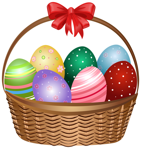 easter basket clip art image easter clip pinterest easter rh pinterest nz christmas gift basket clipart christmas gift basket clipart
