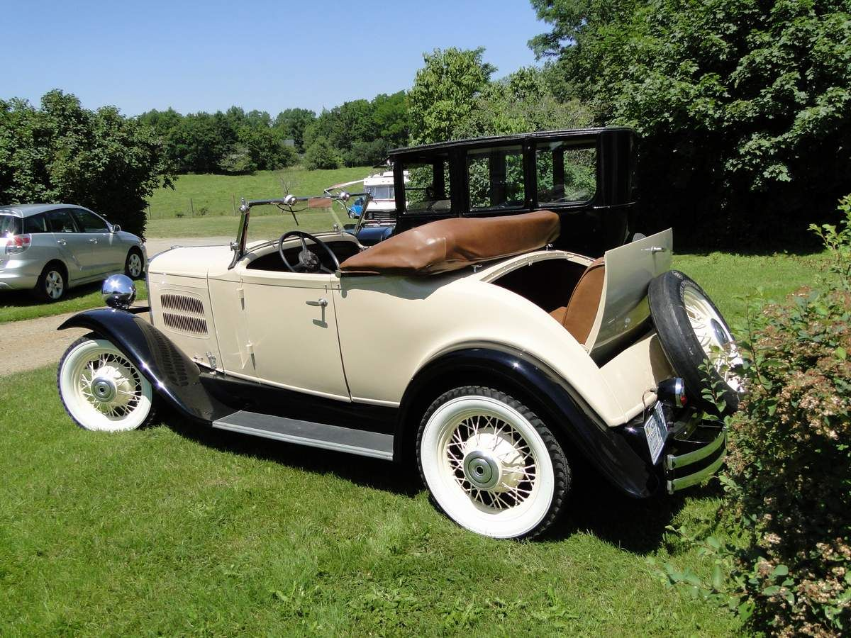 1930 Essex Super Six Roadster | HUDSON AUTOMOBILES | Antique