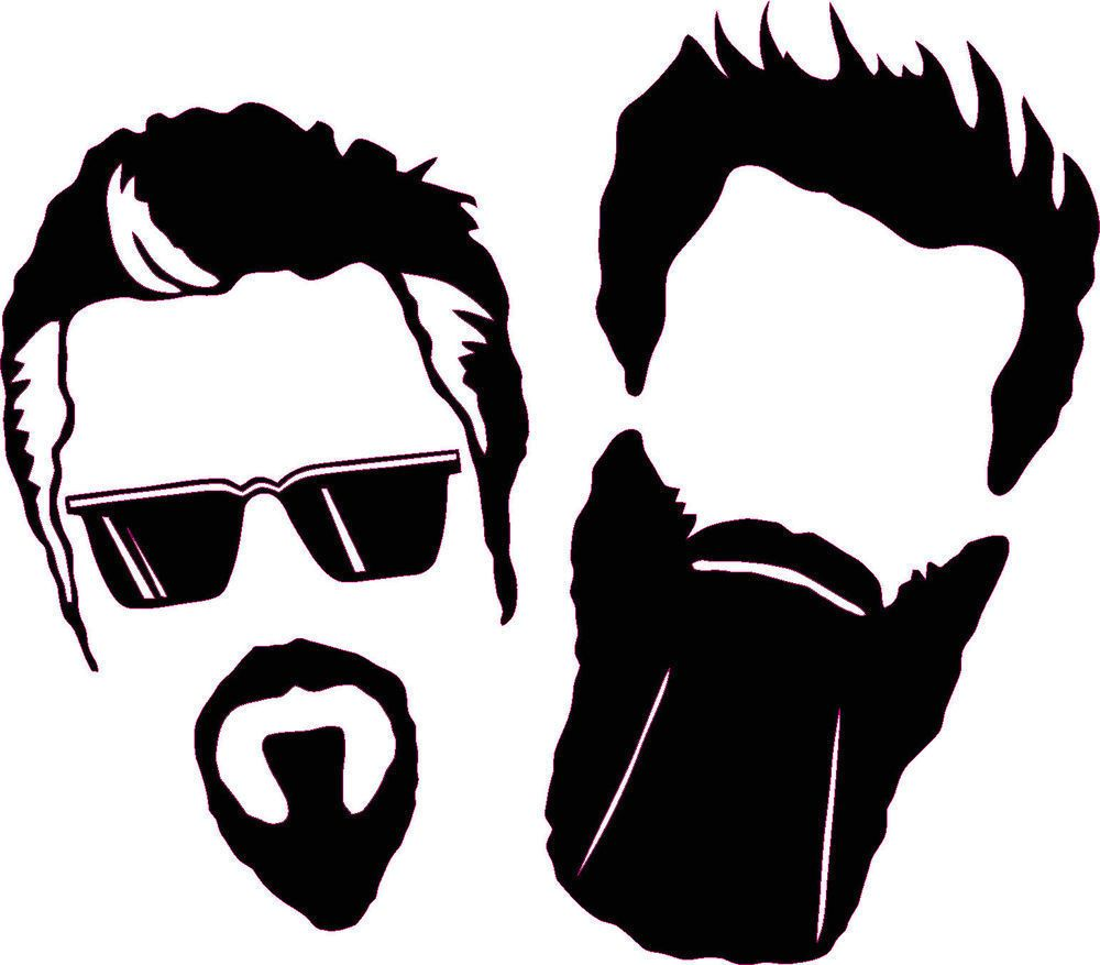 Fast Loud Richard And Aaron Decal Diesel Brothers Gas