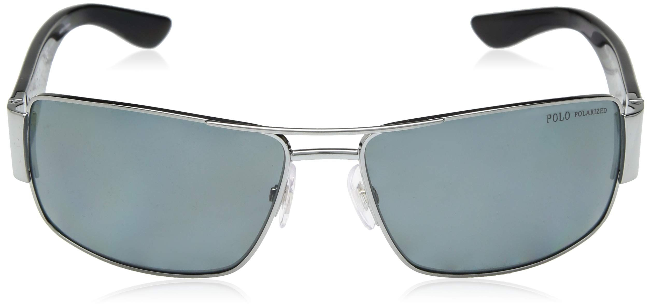 469d8ba335374 Polo Ralph Lauren Mens Polarized Rectangular Sunglasses Gunmetal 64.0 mm --  Find out more testimonials of the item by going to the link on the photo.
