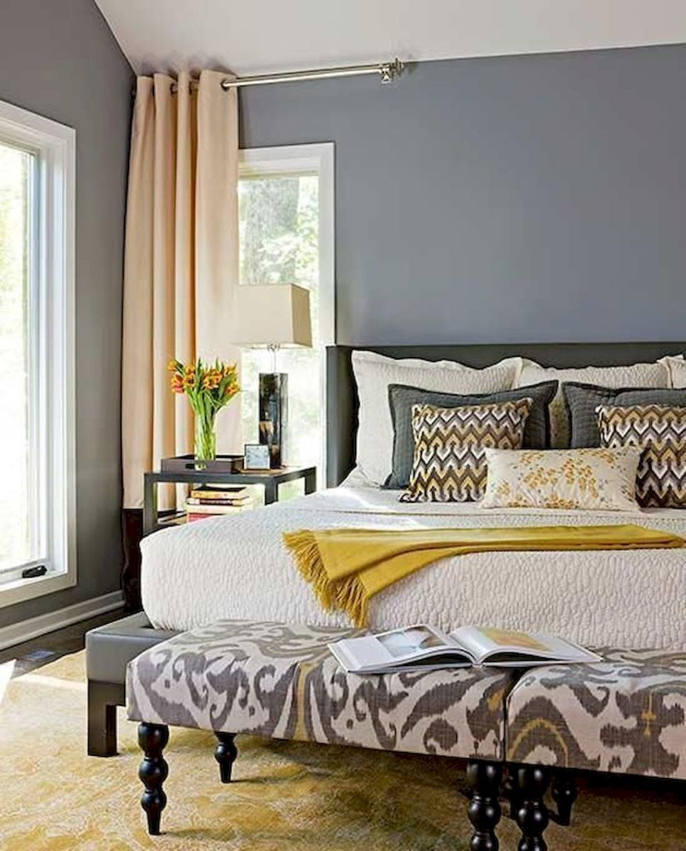 Master Bedroom Design 2019: 01 Beautiful Style Bedroom For 2019 & 55+ Stunning Small
