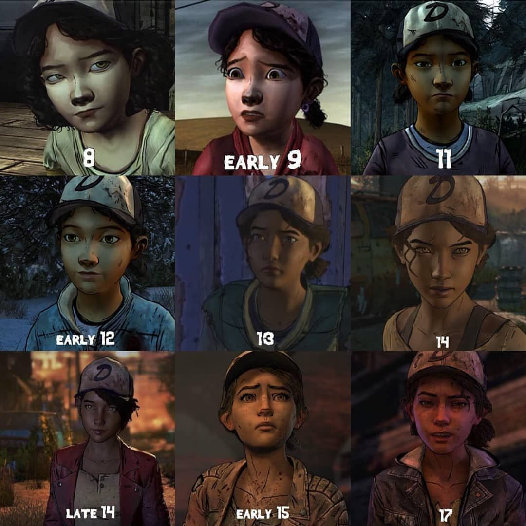 Will Always Be Our Sweet Pea Thewalkingdead Clementine Clem Stillnot The Walking Dead Telltale Clementine Walking Dead The Walking Dead Lee