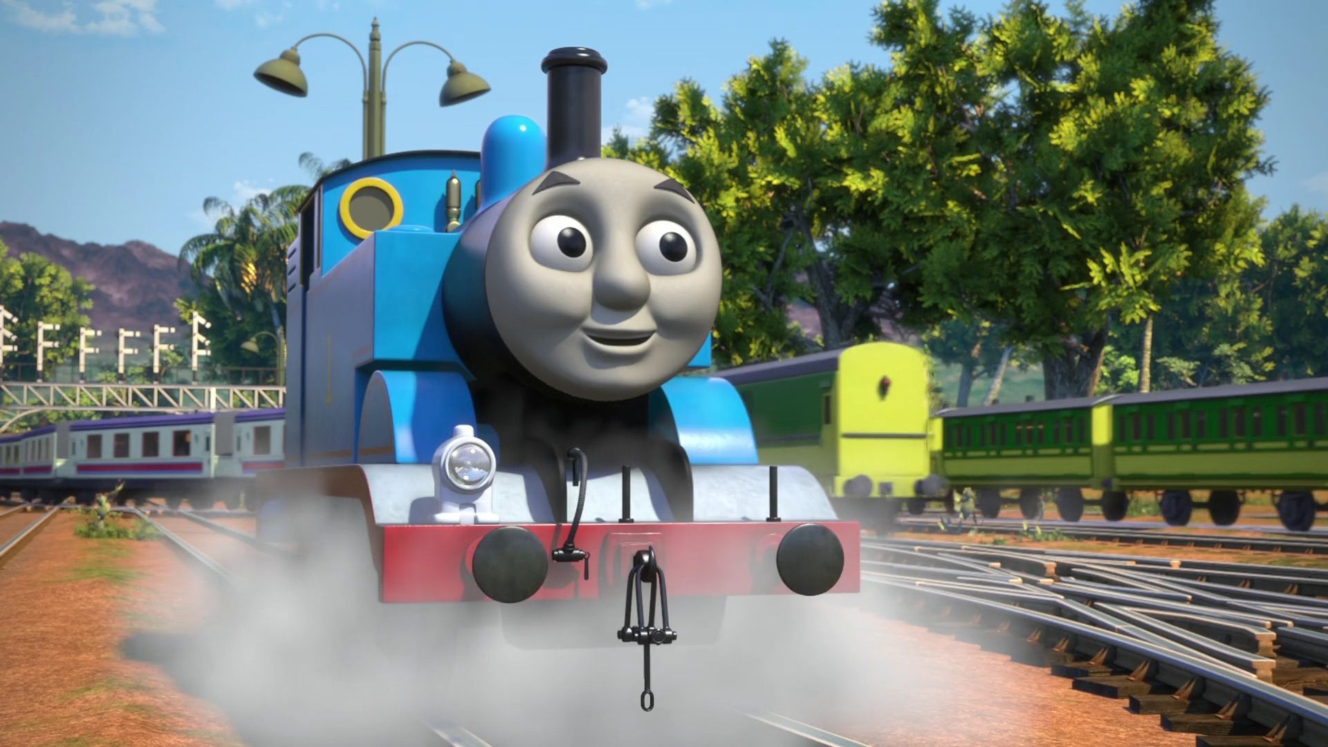 Meer informatie over Thomas & Friends | Thomas & Friends