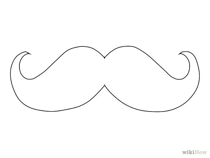 mustache coloring pages – monicareyes.co
