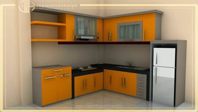 Kitchen Set Sederhana Kitchen Set Minimalis Jepara Indo Karya