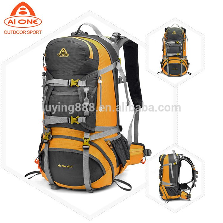 Aione Outdoor Waterproof Camping Hiking Climbing Backpack
