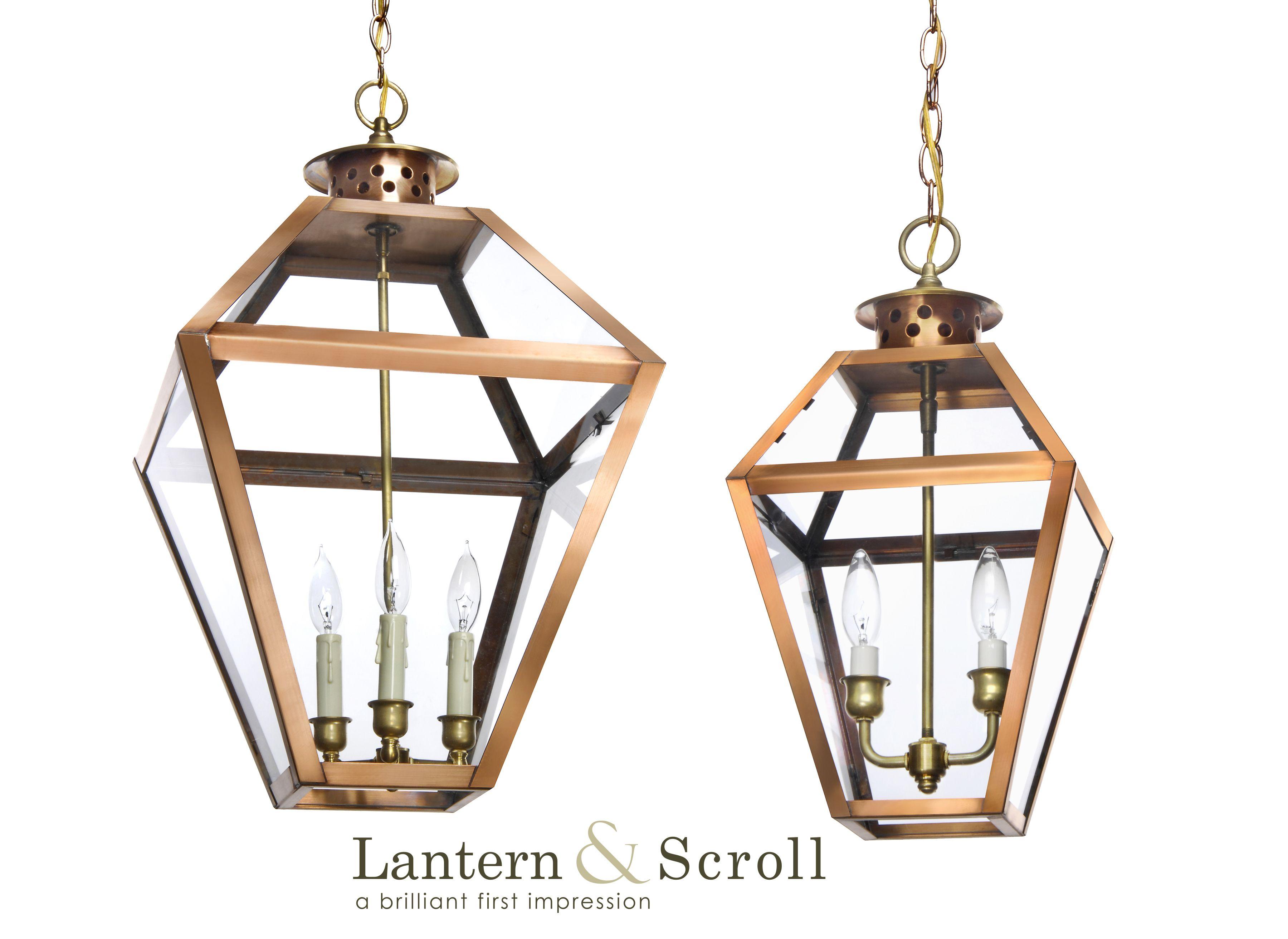 Broad Street Collection, Interior Lighting, Exterior Lighting, Traditional  Lighting, Hanging Lantern, Traditional Designs, Lighting Design, Copper  Lighting, ...