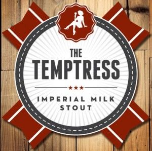 The Temptress Imperial Milk Stout, Lakewood Brewing Co. - This seductress is like dessert in a glass. It pours with a thick milk chocolate head. Chocolate and caramel malt give it a complex and rich body. Lower carbonation gives the beer a silky mouthfeel. She's voluptuous and will sneak up on you with soft alcohol warmth. Take your time with her and she'll reward you. (Garland, TX)