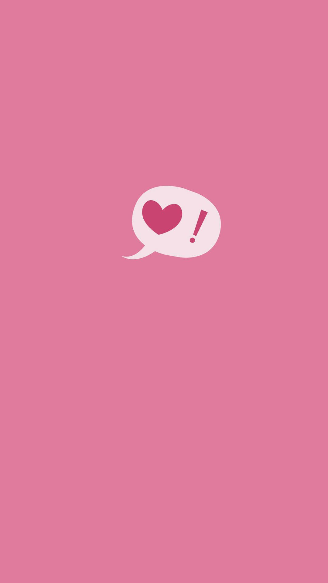 Love Pink Wallpaper Iphone 5 : love pink iphone wallpaper Wallpaper sportstle