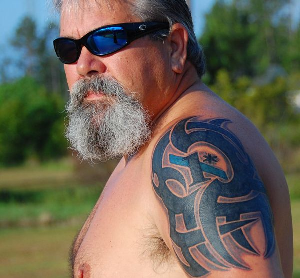 Pin By Jermaine Poynter On Police Law Enforcement Tattoos Tattoos For Guys Tattoos