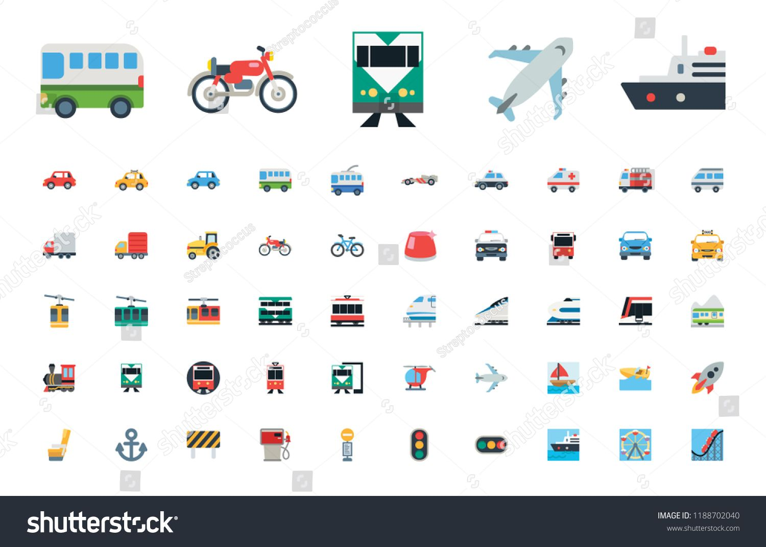 All type of Transport, Transportation, Logistics, Delivery
