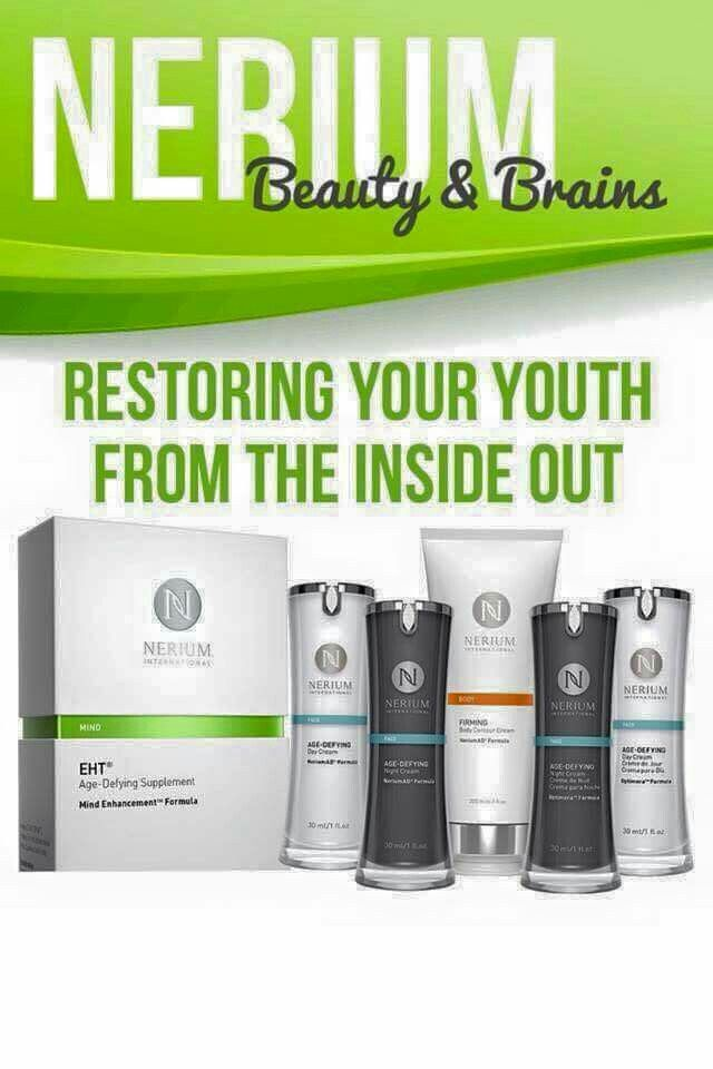 Patented with Global exclusive rights Mcelie.nerium.com