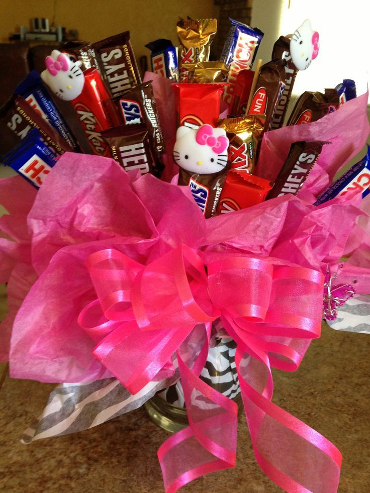 chocolate bouquet Birthday gifts for best friend, Candy