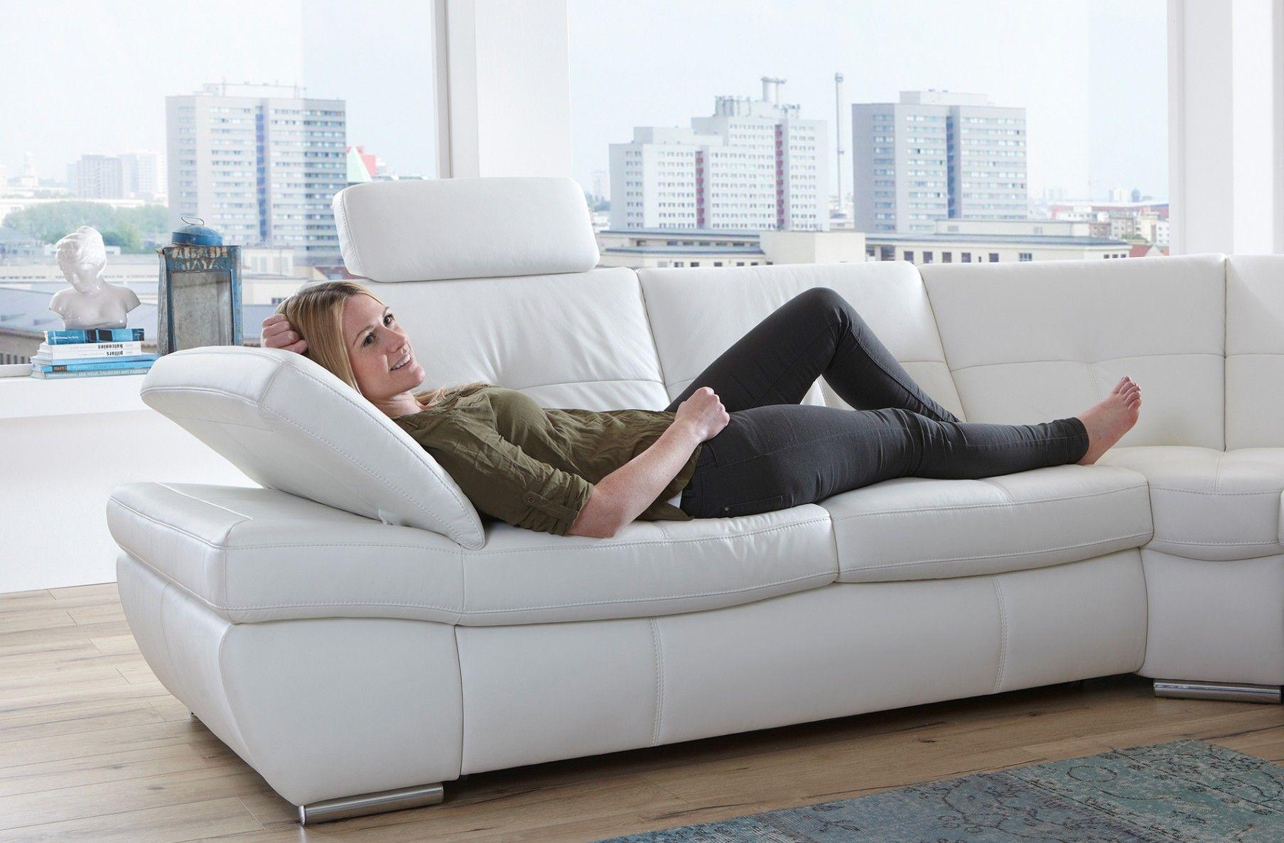 nice White Leather Sleeper Sofa , New White Leather ...