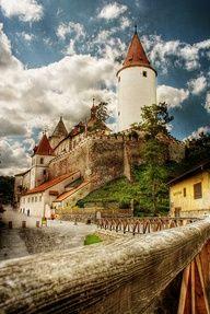 FOTOGRAFÍA - Castillo Křivoklát, República Checa