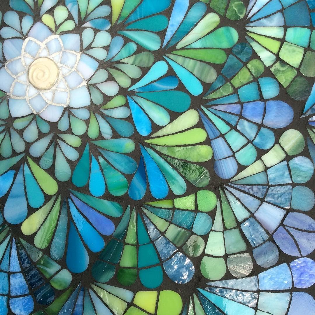 Art Décor: Close Up, Siobhan Allen Mosaics