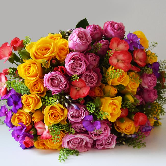 Bouquet Feu d'artifice ! #bouquetdefleurs #bouquet #flowers #flowerdelivery | Gros bouquet de ...