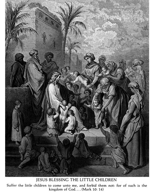 Welcome To Dover Publications The Dor Bible Illustrations By