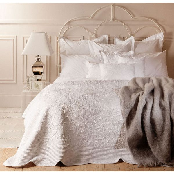 Madison Park Catalina 4-piece Comforter Set - contemporary - duvet... ❤ liked on Polyvore
