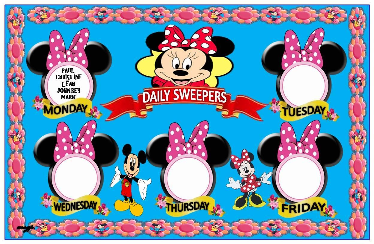 Daily Sweepers 816