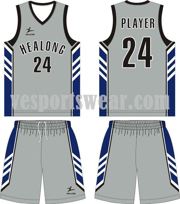 Basketball uniform maker