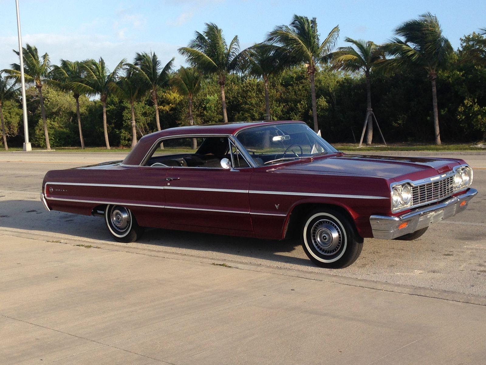 1964 Chevy Impala All original with under 41,000 original