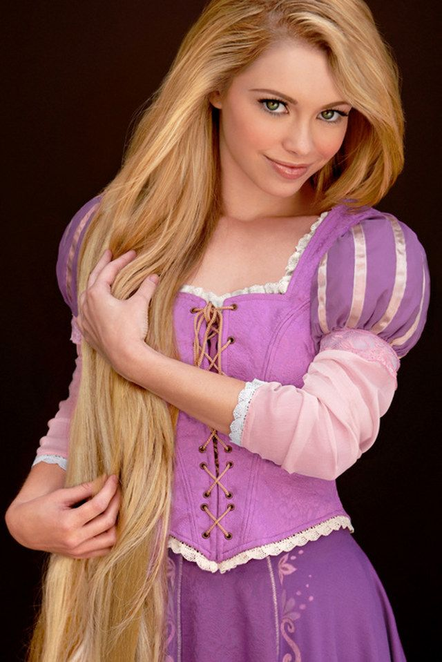 Fashion Photography Of Real Life Disney Princesses 5 Pictures Rapunzel Real Life And