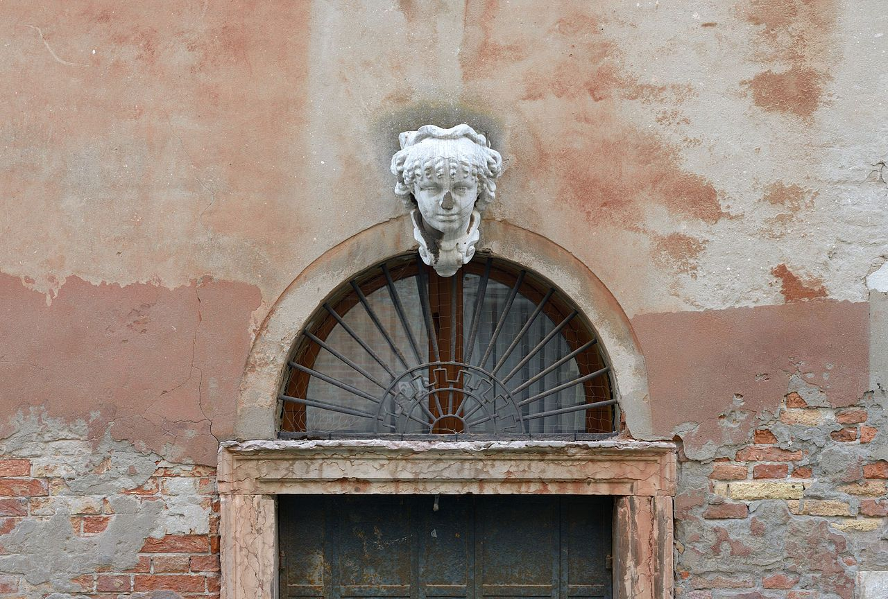 "House on ""Fondamenta Sacchere"" in Venice"
