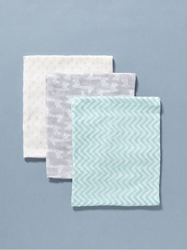 3 Pack Muslin Wraps For Baby Stuff Pinterest