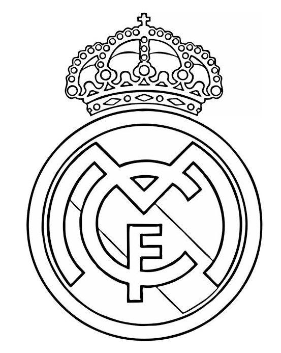 Real Madrid Logo Drawing Real Madrid Logo Real Madrid Soccer Real Madrid Wallpapers
