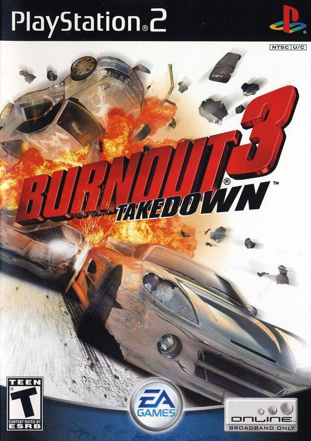 burnout 2001 ps2 iso