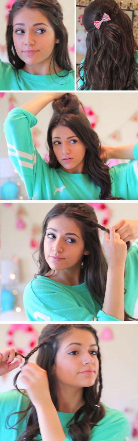 Simple hairdressing tips for locks youull love running late