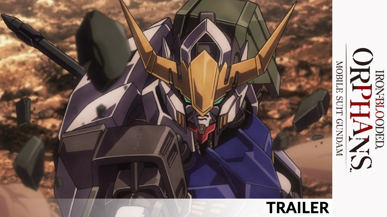 Mobile Suit Gundam IronBlooded Orphans Coming to Blu