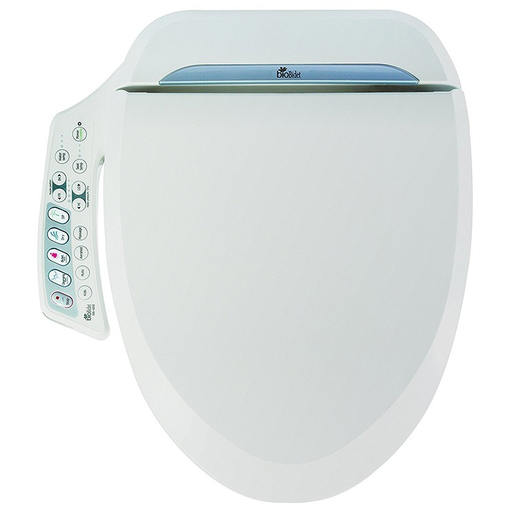 Biobidet Bb 600e Ultimate Electric Bidet Seat Bathroom Shower