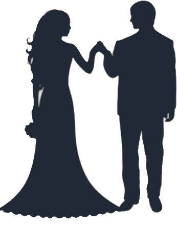 free bride and groom silhouette clip art clipartfox wedding rh pinterest com Funny Bride and Groom Silhouette bride and groom kissing silhouette clip art