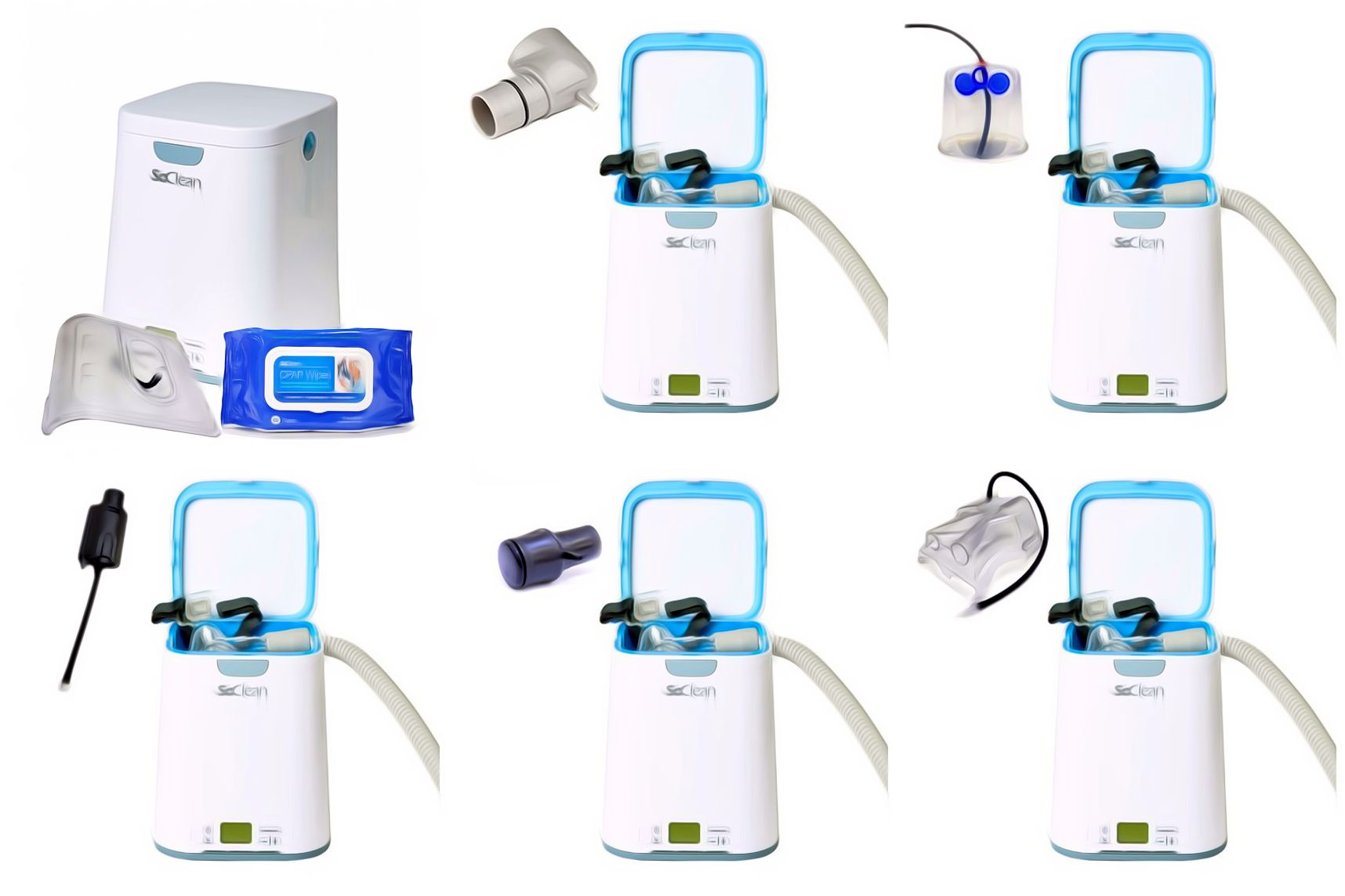 Soclean 2 Cpap Cleaner Sanitizer 30 Day Risk Free Trial